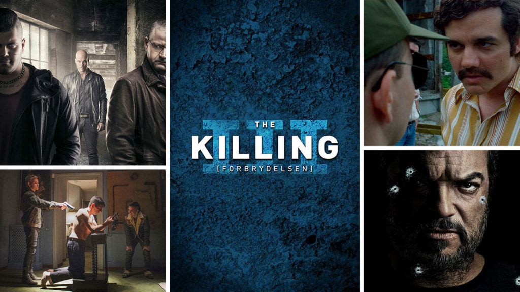 Highly recommended subtitled TV shows